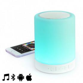 Haut-parleur Bluetooth avec Lampe LED LED 3W 145153