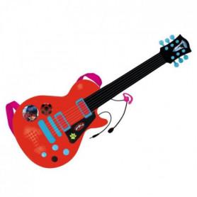 MIRACULOUS/LADYBAG Guitare électronique avec micro