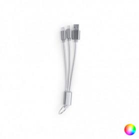 Chargeur Synchroniseur USB-C Micro USB Lightning 146089