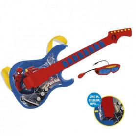 SPIDERMAN Guitare avec vraies cordes