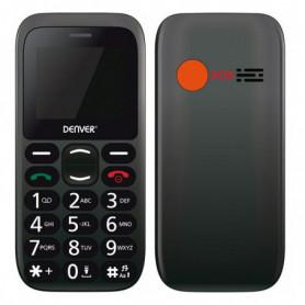 Téléphone portable pour personnes âgées Denver Electronics BAS-18300M
