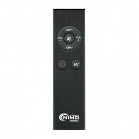 Télécommande Universelle NIMO MAN2057 Noir
