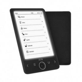 "eBook SPC 5610N 6"" 4 GB SD Noir"