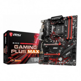 Carte mère Gaming MSI B450+ Max ATX DDR4 AM4