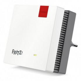 Point d'Accès Répéteur Fritz! 1200 5 GHz LAN 400-866 Mbps Blanc