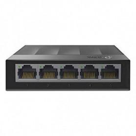 Commutateur Réseau de Bureau TP-Link LS1005G 10/100 Mbps Noir