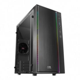 Boîtier mini-tour Micro ATX / ITX Mars Gaming MCM RGB Noir