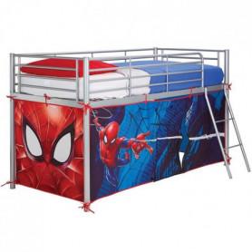 SPIDERMAN Tente Pour Lit enfant Surélevé