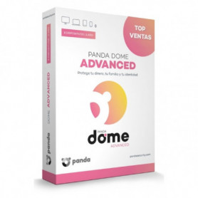 Antivirus Maison Panda Dome Advance (2 Appareils)