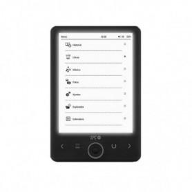 """eBook SPC Dickens Light 5612N 6"""" 8 GB Noir"""