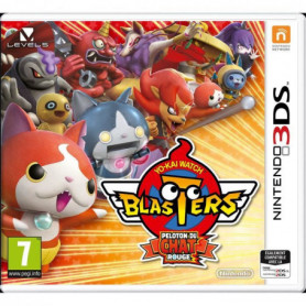 Yo-Kai Watch Blasters : Peloton du chat rouge Jeu