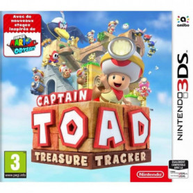 Captain Toad: Treasure Tracker Jeu 3DS