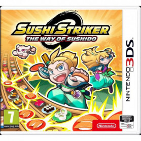 Sushi Stricker The Way of Sushido Nintendo 3DS