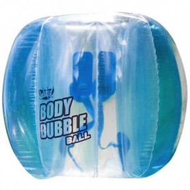 WICKED - Body Bubble Ball - Bleu - Bubble gonflable
