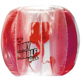 WICKED - Body Bubble Ball - Rouge - Bubble gonflable
