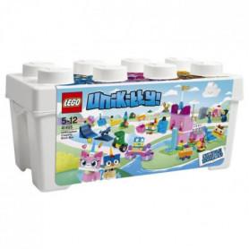 LEGO Unikitty 41455 La boîte de briques Unikingdom