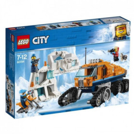 LEGO City 60194 Le Véhicule A Chenilles