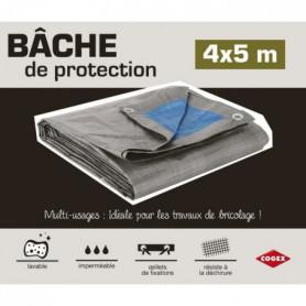Bâche de protection 4x5M