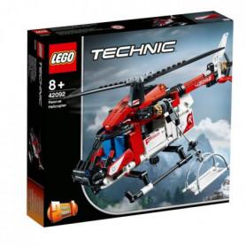 LEGO Technic 42092 L'hélicoptere de secours