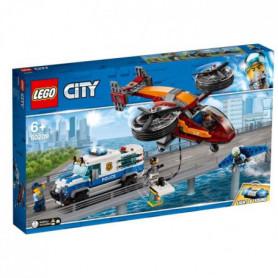 LEGO City 60209 La police et le vol de diamant