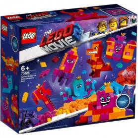 LEGO Movie 70825 La boîte a construire de la Reine