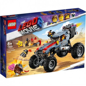 LEGO Movie 70829 Le buggy d'évasion d'Emmet et Luc