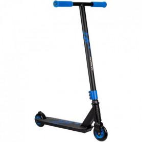 NIJDAM Trottinette acrobatique - N42CA03 - Noir/Bleu