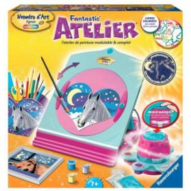 RAVENSBURGER Fantastic Atelier Numéro d'Art