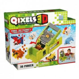 ASMOKIDS- STUDIO 3D- QIXELS 3D