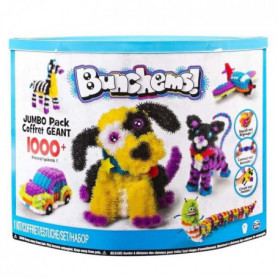 BUNCHEMS Jumbo Pack Spinmaster