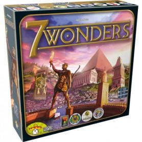 ASMODEE - 7 Wonders - Jeu de stratégie Adulte