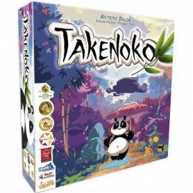 ASMODEE - Takenoko - Jeu de société