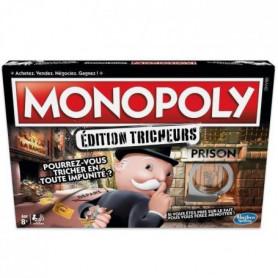 MONOPOLY Tricheurs Jeu de Société Nouvelle Edition
