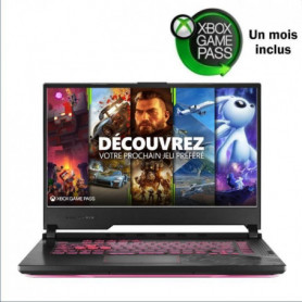 ASUS Gamer STRIX-G15-G512LV-HN237T - 15'' FHD 144 Hz - Core i7-10870H