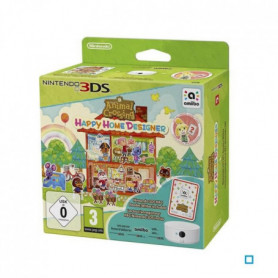 Animal Crossing Happy Home Designer et NFC