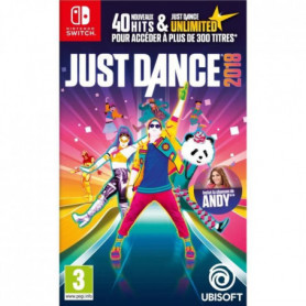 Just Dance 2018 Jeu Switch