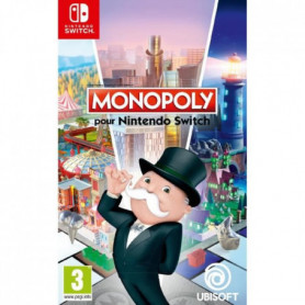 Monopoly Jeu Switch