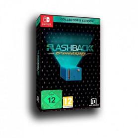 Flashback: Édition Limitée Jeu Switch