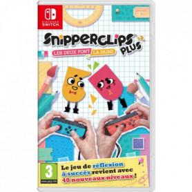Snipperclips Plus : Les deux font la paire !
