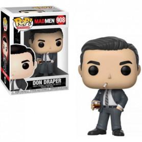 Figurine Funko Pop! TV : Mad Men S1 - Don Draper