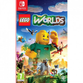 Lego Worlds Jeu Switch
