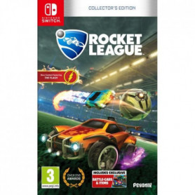 Rocket League Edition Collector Jeu Switch