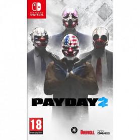 Payday 2 Jeu Switch