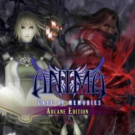 Anima Gate Of Memories : Arcane Edition