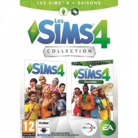 Les Sims 4 : Sims 4 + Saisons Jeu PC