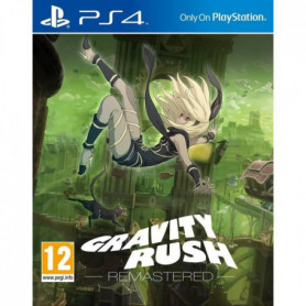 Gravity Rush Remastered - Jeu PS4