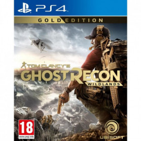 Ghost Recon Wildlands Edition Gold Jeu  PS4