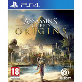 Assassin's Creed Origins Jeu PS4