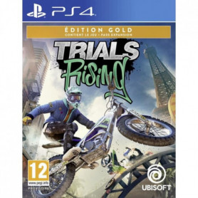 Trials Rising Édition Gold Jeu PS4
