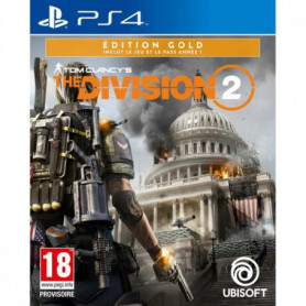The Division 2 Édition Gold Jeu PS4